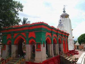 Inner view of the Haribaladev Jew temple