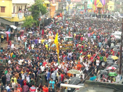 874Rathyatra-2015(Day-2 of Pulling of the Chariots)