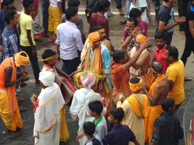 837Rathyatra-2015(Day-1 of Pulling of Chariot)